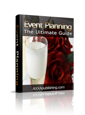 Product picture Event Planning/How To Throw A Party/Organize A Function