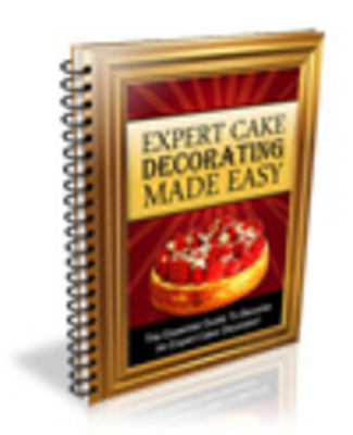 Product picture Expert Cake Decorating/How To Bake A Cake