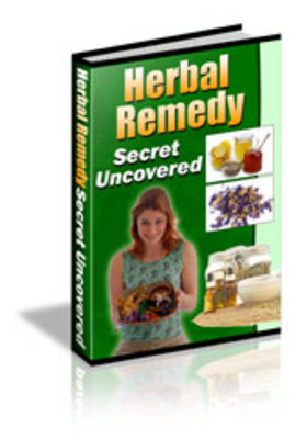 Product picture Herbal Remedy Secret Uncovered/Home Remedy/Organic Remedy