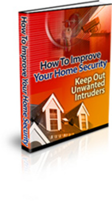 Product picture Home Security/Protect Your Home