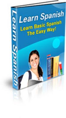 Product picture Learn Spanish/Speak Spanish/Master Spanish